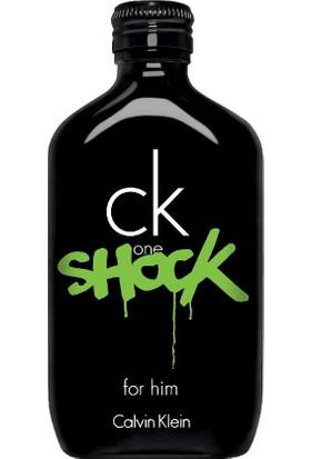 Calvin Klein One Shock Erkek Edt 100Ml