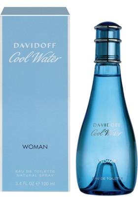 Davidoff Cool Water Kadın Edt 100Ml