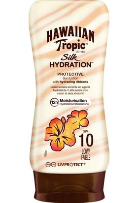 Hawaiian Tropic Lotion Silk Hydration Spf10 180Ml