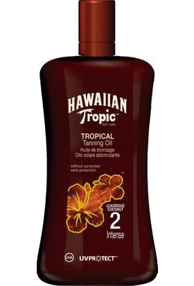 Hawaiian Tropic Yağ Spf2 200Ml