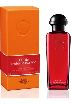 Hermes Eau De Rhubarbe Ecarlate Unisex Cologne 100Ml