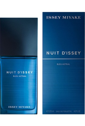 Issey Miyake Nuit D'Issey Bleu Astral Edt 125Ml