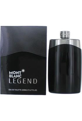 Mont Blanc Legend Erkek Edt 200Ml