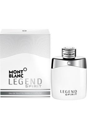 Mont Blanc Legend Spirit Erkek Edt 100Ml