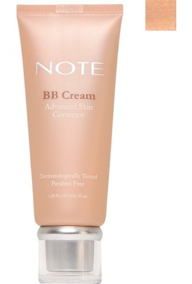 Note Bb Krem 02 Spf15 35Ml