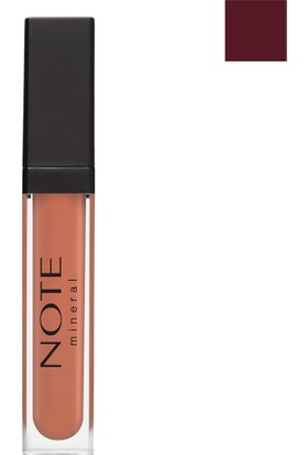 Note Mineral Lipgloss 06