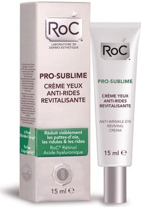 Roc Pro-Sublime Göz Kremi 15Ml