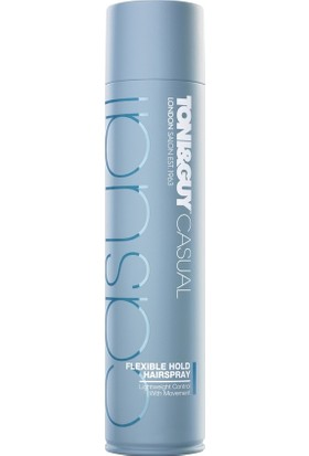 Toni&Guy Flexible Hold Spray 250Ml