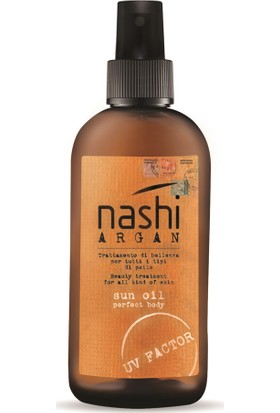 Nashi Argan Güneş Spray 150Ml