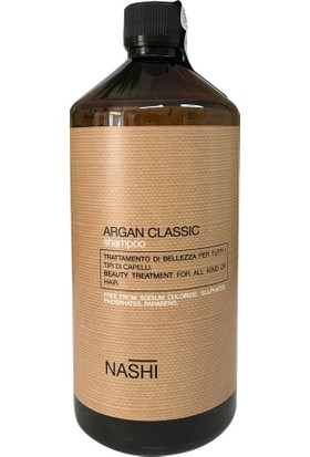 Nashi Argan Şampuan 1Lt