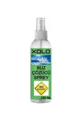 Xolo Araç Camı Buz Çözücü Sprey