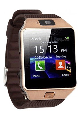 PeakBays DZ09 Kameralı Akıllı Saat Smart Watch