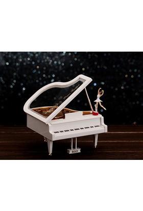 PeakBays Piyano Balerin Müzik Kutusu