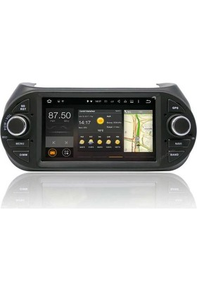 Fiat Fiorino Nemo Bipper Android Multimedya Navigasyon Sistemi