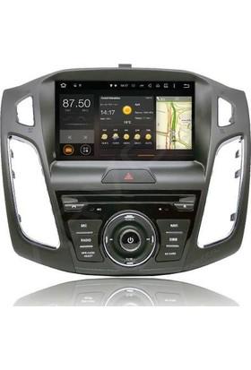 Ford Focus 3 Android 6.0 Multimedya Navigasyon Sistemi Navigasyon