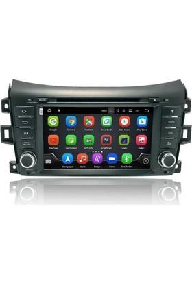 Nissan Navara Android 7 NOUGAT Multimedya Ekran Navigasyon