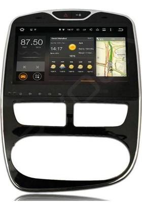 Renault Clıo 4 Android Multimedya Sistemi 10 inç
