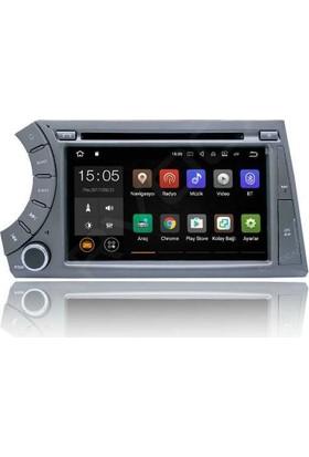 Sanyong Kyron Android 7 Multimedya Sistemı 2008-2011 Modellere Uyumlu