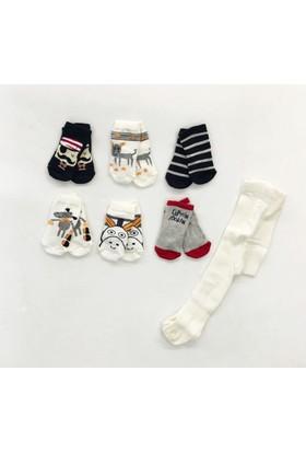 Bumbo 7'li Çorap Set