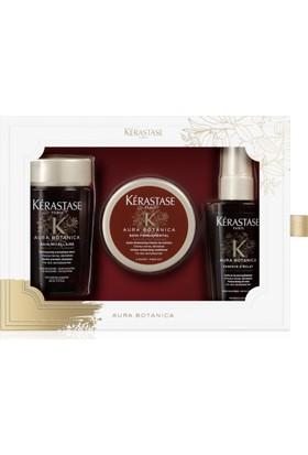 Kerastase Botanica Seti-Şampuan 80ml + Maske 75ml + Yağ 50ml