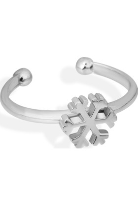 Argentum Concept Kar Taneli Gümüş Yüzük Y006101