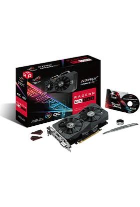 Asus Radeon RX560-O4G-EVO 128Bit 6GHZ DDR5 Oyuncu Ekran Kartı