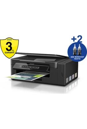 Epson L3050 Tarayıcı + Fotokopi + Wi-Fi Mürekkep Tanklı Yazıcı C11CF46403