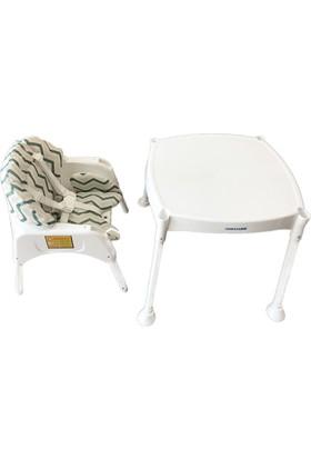 Wellgro Ergocha Çalışma Masalı Pedli Mama Sandalyesi