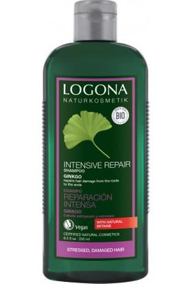 Logona Ginkgo Özlü Onarıcı Şampuan 250 ml.