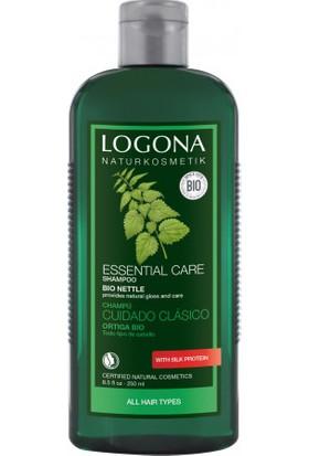 Logona Organik Isırgan Özlü Saç Bakım Şampuanı 250 ml.
