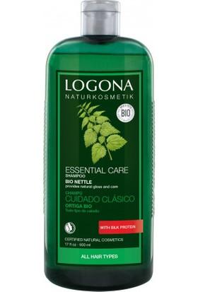 Logona Organik Isırgan Özlü Saç Bakım Şampuanı 500 ml.