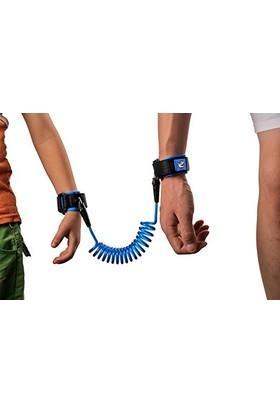 TechnoStyle Çocukların Rahat Gezmesini Sağlayan Güvenlik Ürünü 2,5 Metre Mavi