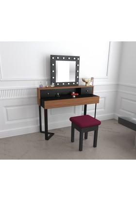 Loren Kulis Işıklı Makyaj Masası