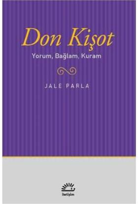 Don Kişot Yorum, Bağlam, Kuram - Jale Parla