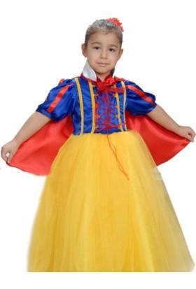 Ek Bebek Pamuk Prenses Kostümü