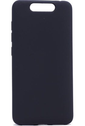 Happyshop Turkcell T80 Kılıf İnce Mat Silikon + Cam