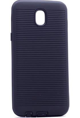 Happyshop Samsung Galaxy J730 J7 Pro Kılıf Ultra Korumlı Youyou Silikon + Cam