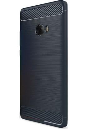 Happyshop Xiaomi Mi Note 2 Kılıf Ultra Korumalı Room Silikon + Cam