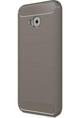 Happyshop Asus Zenfone 4 Selfie Zb553Kl Kılıf Ultra Korumalı Room Silikon + Cam