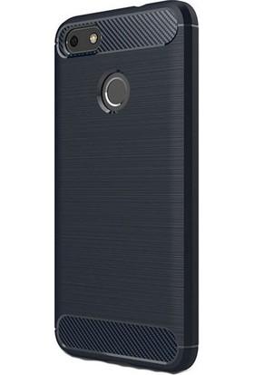 Happyshop Huawei P9 Lite Mini Kılıf Ultra Korumalı Room Silikon + Cam