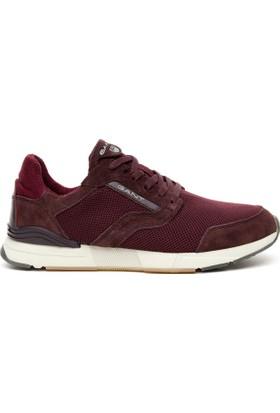Gant Apollo Erkek Bordo Sneaker Ayakkabı 15637985.G504