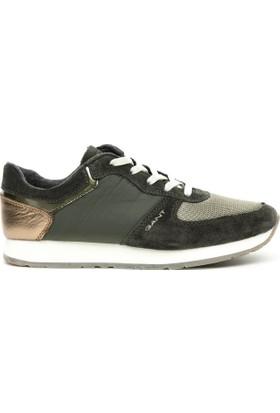 Gant Linda Kadın Yeşil Sneaker Ayakkabı 15537978.G710