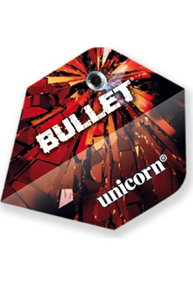 Unicorn 68717 Core 75 Bullet Plus Dart Oku Kanadı Flight