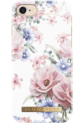 iDeal of Sweden iPhone 8 Plus - 7 Plus - 6S Plus - 6 Plus Floral Romance Case Arka Kapak