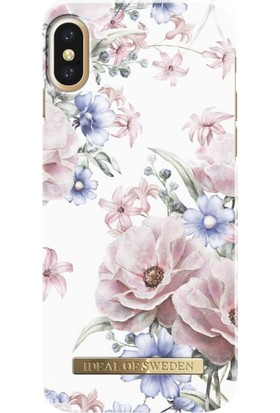 iDeal of Sweden iPhone X Floral Romance Case Arka Kapak