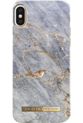 iDeal of Sweden iPhone X Royal Grey Marble Arka Kapak