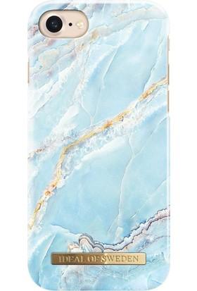 iDeal of Sweden iPhone 8 Plus - 7 Plus - 6S Plus - 6 Plus Island Paradise Marble Case Arka Kapak