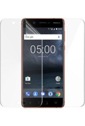 Microsonic Nokia 5 Ön + Arka Kavisler Dahil Tam Ekran Kaplayıcı Film