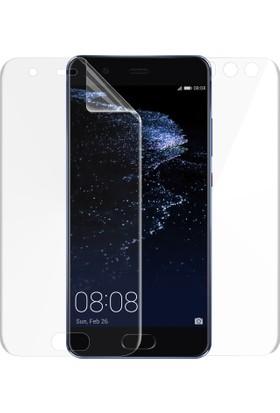 Microsonic Huawei P10 Plus Ön + Arka Kavisler Dahil Tam Ekran Kaplayıcı Film