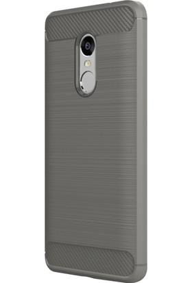Microsonic Xiaomi Redmi Note 4X Kılıf Room Silikon